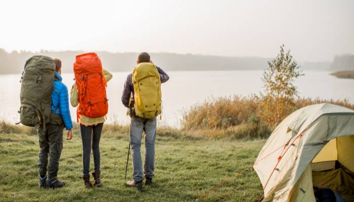 19 Tips First Backpacking Trip
